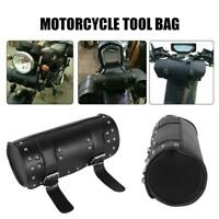 Front Fork Tool Bag SaddleBag For Yamaha Virago XV 250 500 535 700 750 920 1100