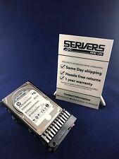 "HP 581284-B21 581310-001 450 gb 6g sas internal 10000 rpm sff dp 2.5"" Hard Drive"