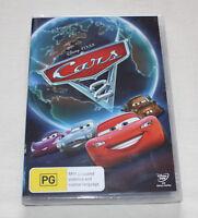 Disney Pixar Cars 2 (DVD, 2011) New Sealed