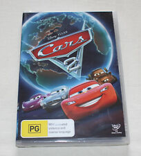Disney Pixar Cars 2 (DVD, 2011) New Sealed