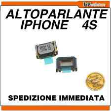 altoparlante per iPhone 4S auricolare Ricambio cassa superiore Speaker - POSTA1
