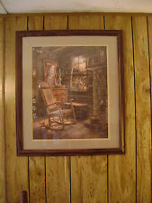 """Billy Nipper print artist proof 51/100 signed  """"A Place in Time"""""""