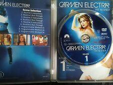 CARMEN ELECTRA ~ FIT TO STRIP ~ VOL 1 ~ DVD ~ **FREE POST