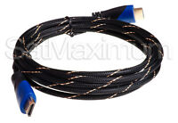6ft HDMI Cable for HD TV LCD Bluray 3D DVD PS3 Xbox 1080p V 1.4 High Speed Cord