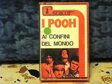 POOH-AI CONFINI DEL MONDO-MUSICASSETTA NUOVA