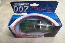 JAMES BOND 007 JAGUAR XKR CORGI CLASSICS VINTAGE 2002 BOXED