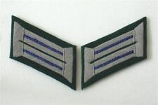 WW2 German Heer Medical Officer Collar Tabs