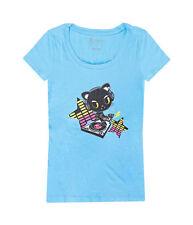 Tokidoki Dance Machine Aqua Juniors T-Shirt