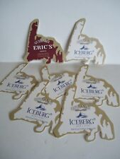 "Seven ""Quidi Vidi"" Beer Coasters From Newfoundland(New)"