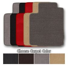 Lexus Vehicles 4 Pc Carpet Floor Mat Set - Choice of Color