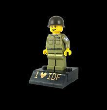 Custom LEGO® Minifig Trophy Base /Minifig Display Stand