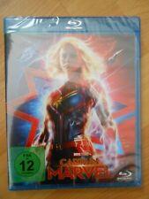Captain Marvel Blu-Ray Disc Deutsch - Brie Larson - NEU - OVP