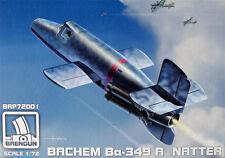 Brengun Models 1/72 Bachem Ba349A Natter Model Kit