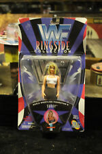 1997 WWF Ringside Collection Sunny Action Figure on Card