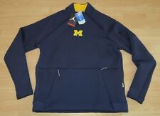Air Jordan Michigan Wolverines Therma Sphere Max 23 Tech Jacket Size Men's Large