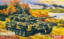 T-80 UDK SOVIET COMMAND MBT 1/35 SKIF RARE