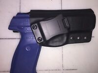 IWB Holster - Ruger SR9 - Adj Retention - 15 Deg Cant - Right Handed - Kydex