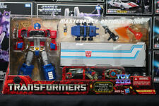 Transformers Masterpiece MP-10 MP10 Optimus Prime Convoy w/ Trailer Hasbro