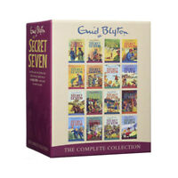 Secret Seven 16 Books Collection Set NEW BRAND UK