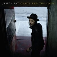 Chaos And The Calm : Giacomo Bay Nuovo CD Album (4724760)