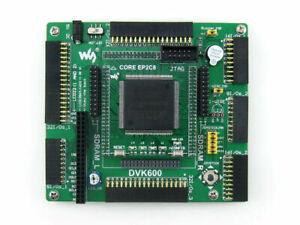 WAVESHARE DVK600 FPGA CPLD + FPGA with ALTERA Cyclone III CoreEP3C16 DEV KIT