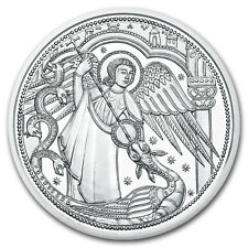 2017 Austria Silver €10 Guardian Angels (Michael)