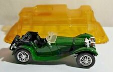 SOLIDO A CENTURY OF CARS 1:43 SCALE 1938 JAGUAR SS100 - GREEN