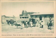 CHINA Belgian mission Chinese kart 1930s PC