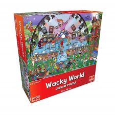 WACKY WORLD - POP CONCERT - Goliath Puzzle 71400 - 1000 Pcs.