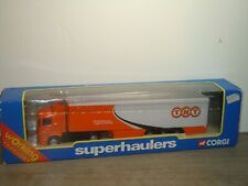 Scania Truck & Trailer TNT Express - Corgi 59568 - 1:64? in Box *40043