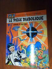 LE PIEGE DIABOLIQUE (E.P. Jacobs). Blake et Mortimer. 1990.
