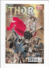 Thor God of Thunder #21 Ron Garney 1:50 Variant Cover Marvel Comics (2014)