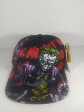 DC-Comic THE JOKER HA HA HAHA SNAPBACK HAT BATMAN