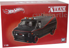 1:18 película del modelo the A-Team van-película modelo de Hot Wheels