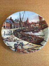 Poole Plato de serie Harbour-Wells-next-the - Sea-Ltd Edition 1562A