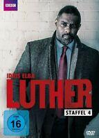 IDRIS/LESLIE,ROSE ELBA - LUTHER-STAFFEL 4 (DVD)   DVD NEUF