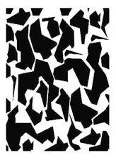 high detail airbrush stencil camo FREE UK POSTAGE
