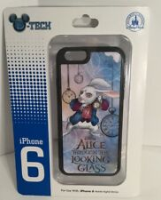 Disney Parks D-Tech Alice Through The Looking Glass Iphone 6 Phone Case New Case