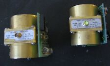 HP SYTM 0.1-20GHz qty.2 YIG Tuned Multiplier p/n 5086-7341 / 83592-60065