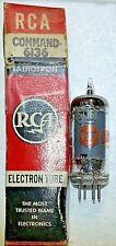 NOS NUEVO EN CAJA 6136 RCA COMANDO AL VACÍO TUBO,Precision 640 PROBADO - se