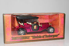 MATCHBOX MODELS OF YESTERYEAR Y-12, 1909 THOMAS FLYABOUT, BOXED