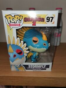 FUNKO POP How to Train Your Dragon TOOTHLESS 100# Light Fury 687# FigureToys UK