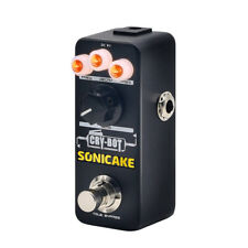 SONICAKE Cry Bot Auto-wah Envelope Filter Guitar Effects Wah Pedal Funky Mojo