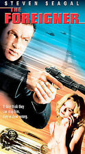 The Foreigner VHS