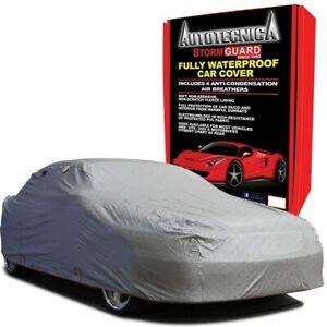 AUTOTECNICA 1/182 STORMGUARD OUTDOOR WATERPROOF CAR COVER TO SUIT ALFA ROMEO