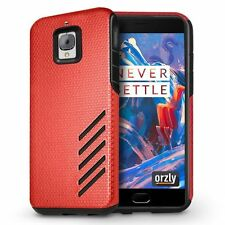 Red Mobile Phone Fitted Case/Skin for OnePlus