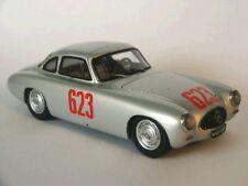 MERCEDES 300sl W194 N° 623-mille Miglia 1952