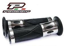 Progrip Manguitos De Goma Aluminio Plata Honda CB 900 Bol d'O CB900 750 D'o