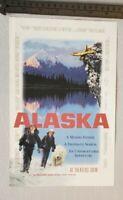 Alaska Movie RARE Print Advertisement