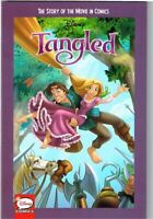 DISNEY TANGLED STORY OF MOVIE IN COMICS TP Softcover 2017 Joe Inc. - Vault 35